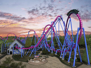 Banshee © Kings Island