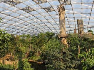 Die Tropenerlebniswelt Gondwanaland © Zoo Leipzig