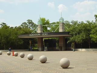 Eingang zum Houston Zoo in Houston, Texas © WhisperToMe