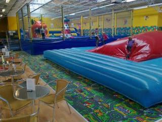 Indoor-Spielplatz kunti-bunt © Indoor-Spielplatz kunti-bunt