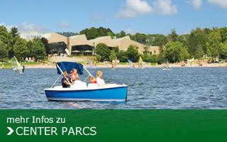 Ferienparks von Center Parcs
