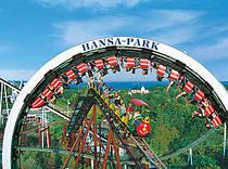 Nessie im Hansa-Park © Hansa-Park